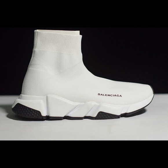 Other - Balenciaga Speed Trainers White